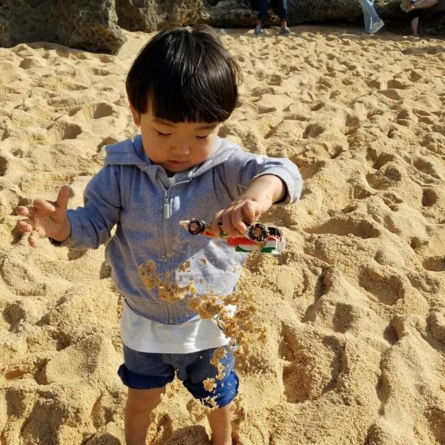 小さな子でも楽しめ、ママ&パパも安心な沖縄。はじめての子連れ旅行にぴったりです!