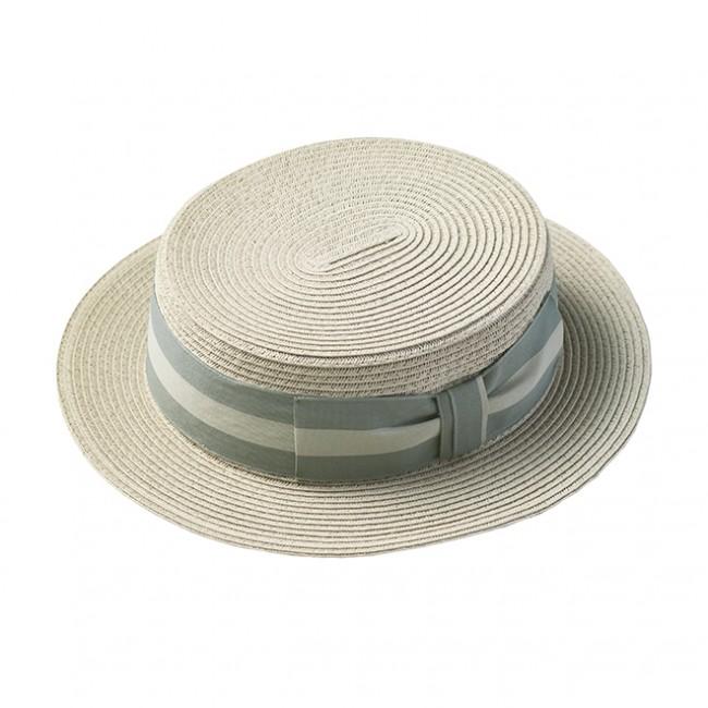 浴衣や甚平にも似合いそうな、マールマールのカンカン帽♡