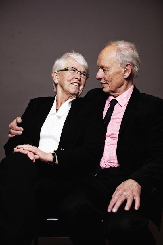 ヤコブソン夫妻により立ち上げられたベビービョルン。いまは全世界で愛されるベビーブランドとなった
