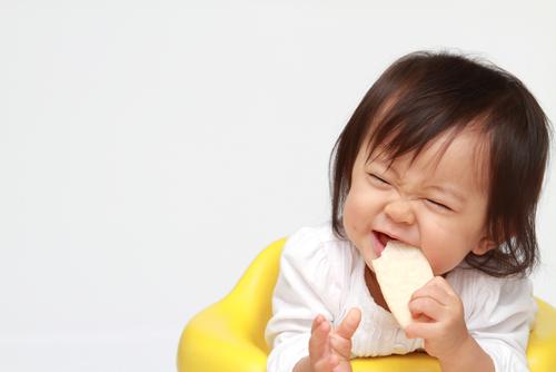 「三食食べられるようになったら」が、断乳のひとつの目安です