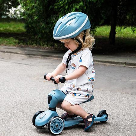 運動好きな子には、スクーターを! 1歳〜5歳くらいまで長く遊べます