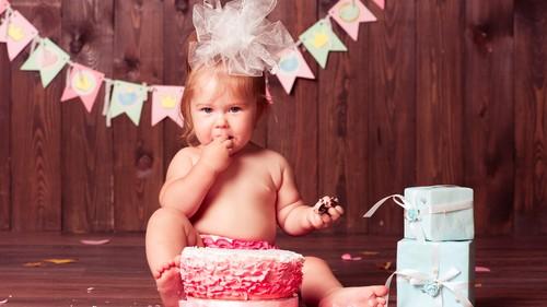 1歳の誕生パーティーは、記念に残るイベントを♡ 1歳birthdayは、これから誕生日を重ねていく最初の一歩