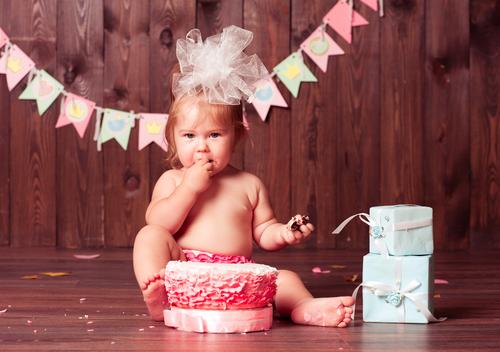 1歳の誕生日、素敵な思い出になりますように!