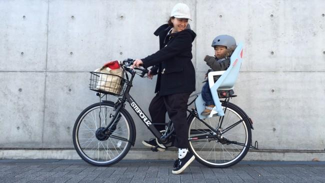 《悩みに悩んで決めました!》子供乗せ電動アシスト自転車、カスタムのススメ♡