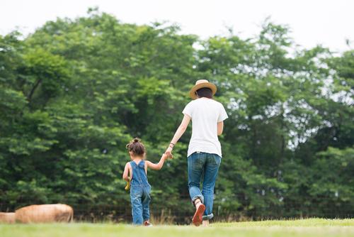 自然のなかでの経験は、親子ともにかけがえのないものになるはずです