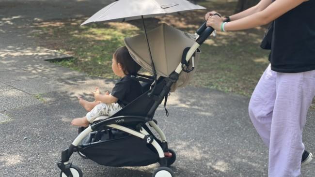 《赤ちゃんの暑さ対策どうしてる?》これで猛暑を乗り切ろう、ベビーカーの暑さ対策アイテム総まとめ!