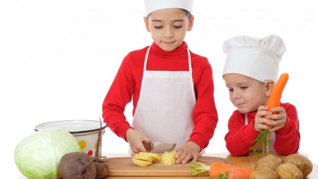"""【たべることはいきること vol.4】料理で身につく、子どもの""""力""""って? 子どもクッキングをはじめよう!〜前編"""