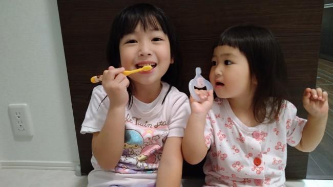 《赤ちゃんの歯ブラシデビュー》いつから、どうやってしたらいいの? イヤイヤにならない歯磨きの工夫 3ステップ♪