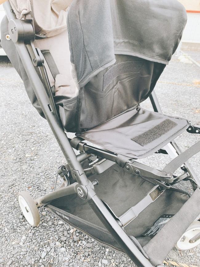 こんなに簡単にスイッチできるなんて! 車持ちのご家庭は、ぜひトラベルシステムのチャイルドシート・ベビーカーを使ってほしいです