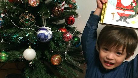 《今年のプレゼントはどうする?》ロシアンハーフ3歳児を子育て中の、我が家のクリスマス事情♪