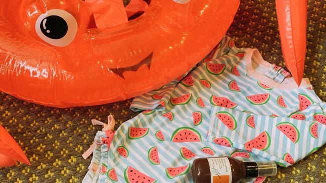 《我が家の夏チャレンジ計画①》プールデビューは、としまえんに決定♡ オムツや水着って、どうする?