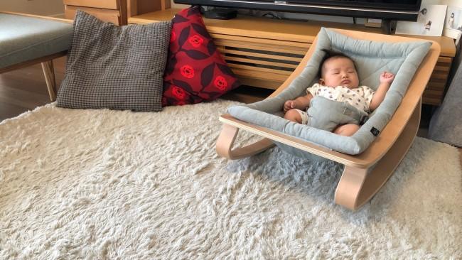 《ぐっすりスヤスヤ♡》すべての赤ちゃんに安心な睡眠を! 話題のベビーロッカーを使ってみました♪