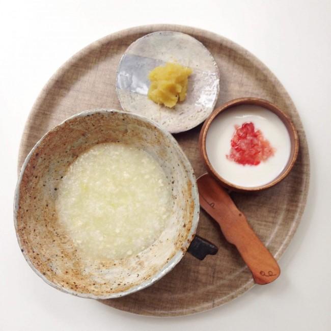 茅乃舎だしを使って簡単にできる出汁粥レシピをご紹介します