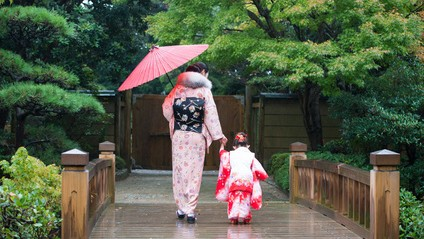 七五三で、ママも着物デビュー♪ 着付け講師の資格を持つママが教える、卒園式や入学式にも着られる1着の選び方