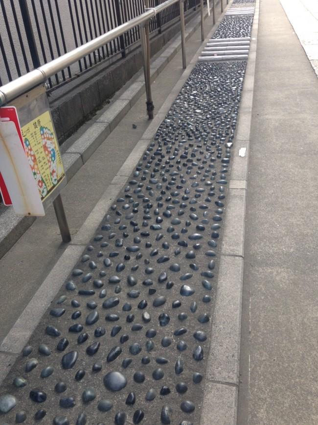 街歩き中に、こんな楽しいしかけを発見!