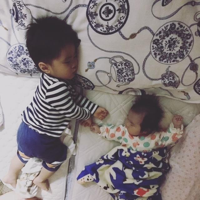 小さな時期は、ほんの一瞬。兄妹はかけがえのない存在です