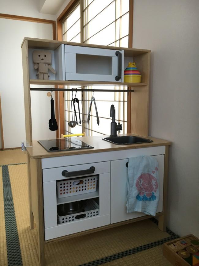 我が家は結局、IKEAの木製キッチン台を購入!