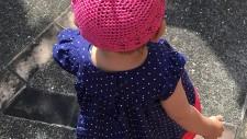 [コドゥ] フルーツクロシェット帽