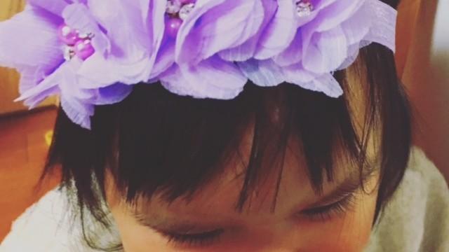 赤ちゃんから使える可愛いヘアアクセでオシャレを楽しもう♡ ベビーの毛量別のおすすめアイテムはこれ!