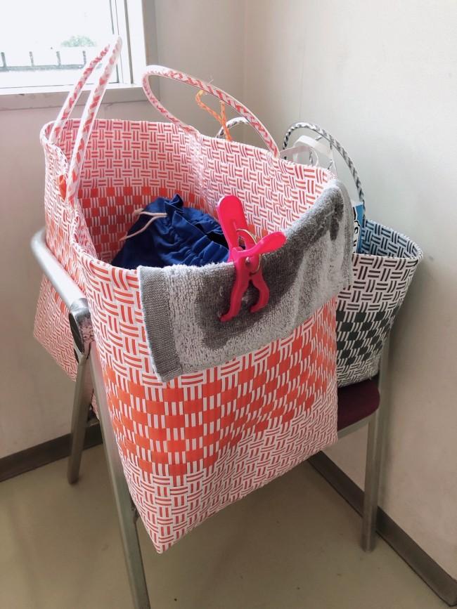 ちょこっと使いに便利だった洗濯バサミ。1つで十分使いまわせました