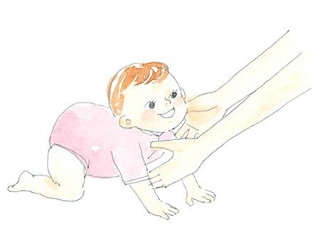 ママと赤ちゃんのことをとことん考えた、5つのこだわりがあります