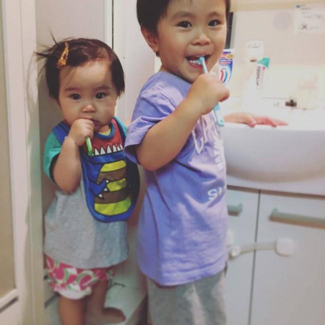 毎日のことだから、ママも子どもも楽しく歯磨きできたらいいですね!