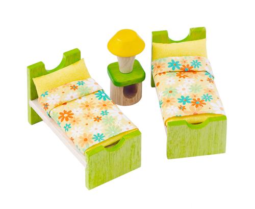 おうちだけでなく、小さな家具も、女心をくすぐるキュートなものばかり♡(写真の家具はイメージです)