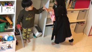 《3人姉弟のおもちゃ収納》ママがイライラしない、子どもも楽しい! 親子で気持ちが楽になる片付けのコツ