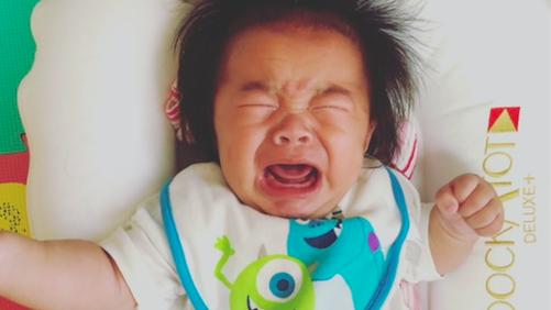 《なんで泣いているの?》泣き方でびみょ~に違う、赤ちゃんの要求はなに?