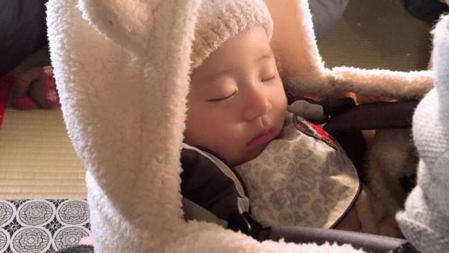 《秋冬ベビー&1歳になっても使える!》秋冬出産経験ママが語る、冬に向けて用意したいあったかアイテム3つ
