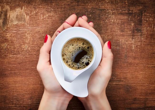 家にいながら、コーヒータイムでほっと一息つきたいですね♪