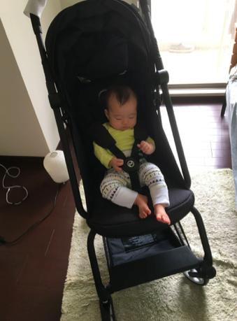 産後、いろいろリサーチしてサイベックスのイージーSに決めました