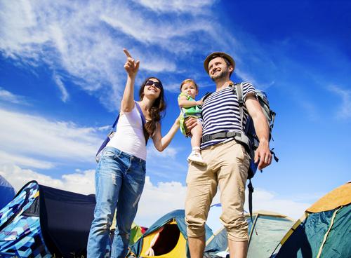 音楽好きな家族なら、今年の夏はフェスに行こう!