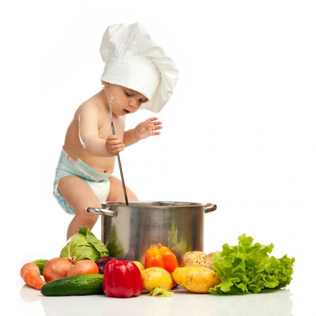 料理に興味を持ち始めたら…こどもと一緒にキッチンに立ってみましょう!