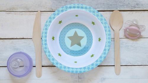 《ママライターが教える》出産祝いでもらって嬉しかったのは…、離乳期から長〜く使える食器セット!