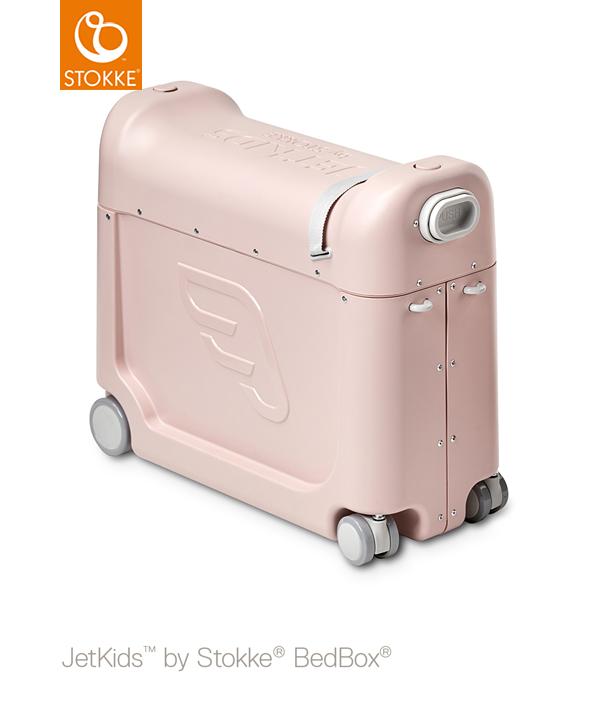 見た目は普通のスーツケース。ライドオンできるだけでなく、驚きの機能が!