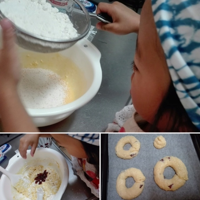 小さなパティシエ気分♪ 家で過ごす日は、お菓子作りをイベントに!