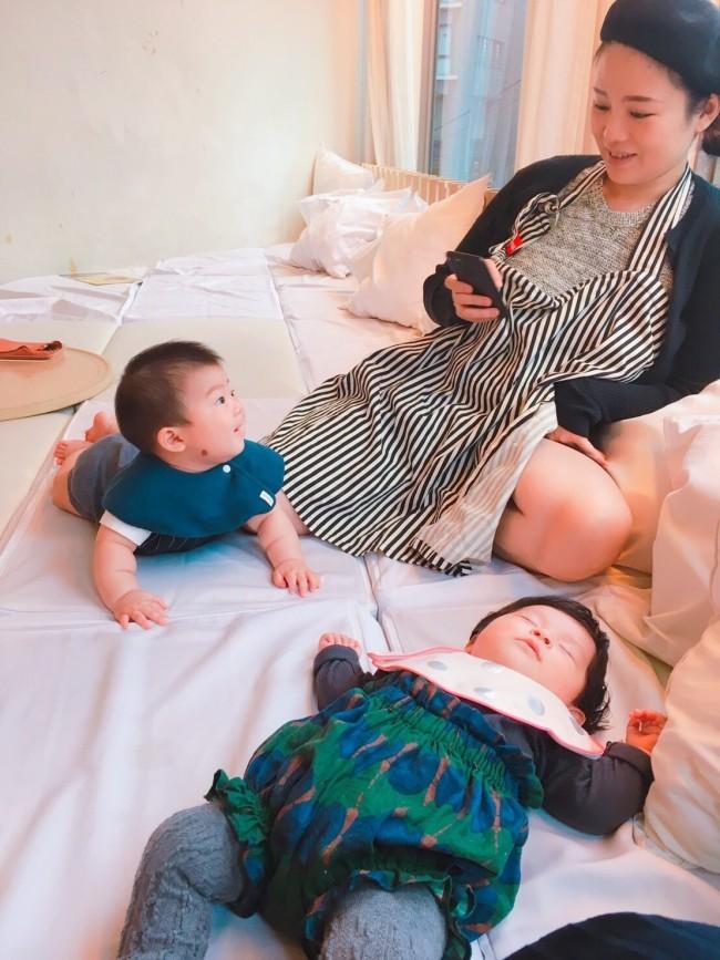 乳幼児期は、赤ちゃん歓迎のチャノマによく通いました