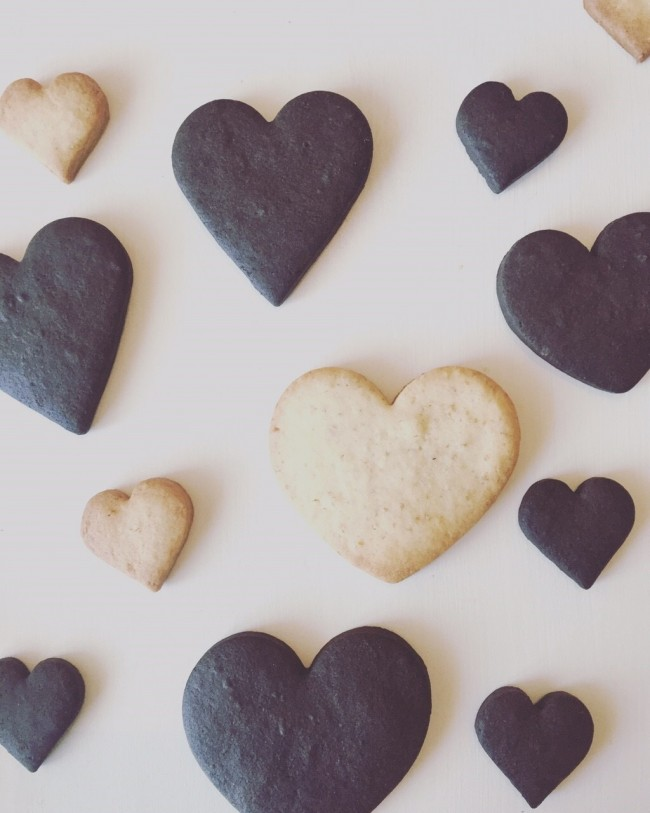 焼きたてのアツアツクッキーも、とっても美味♡