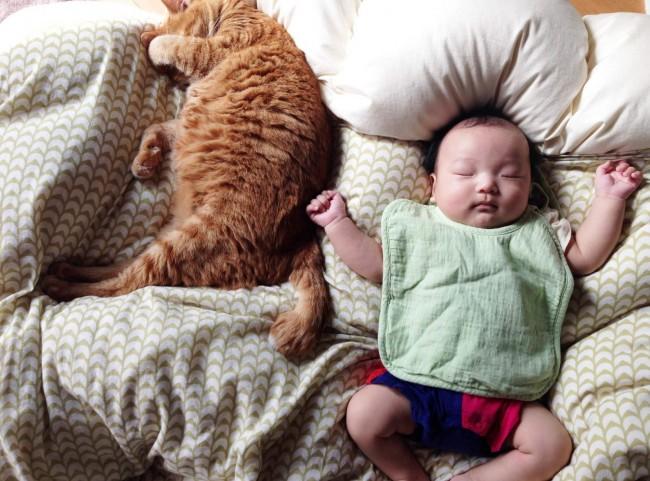 赤ちゃんのときは、衛生面でいろいろと気をつかうことも…