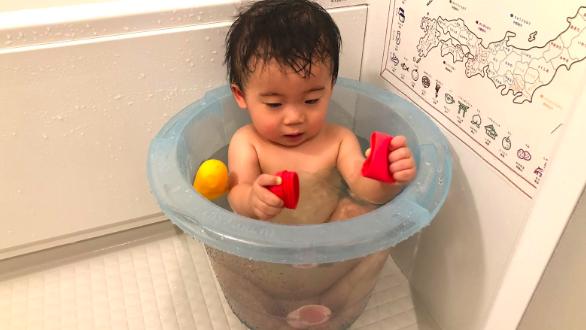 《バスタイムに大人気!》ワンオペお風呂がちょっぴりラクになる、動物モチーフのバストイで遊ぼう♪