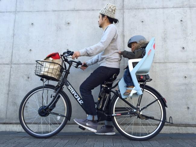パパだって、休みの日には自転車で子どもと出かけてほしい! ということで、パパ目線も考えました