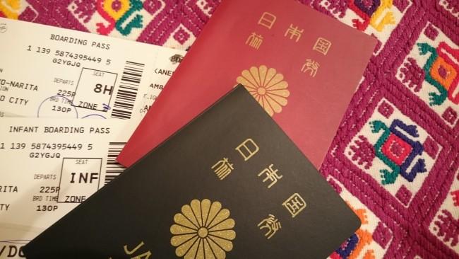 フライトは、12時間の直行便をチョイス。子連れ旅のポイントは、金額よりも負担が少ないものに