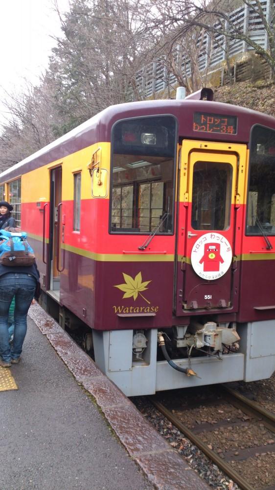 お天気の良い秋の日、鉄道旅に思い切ってでかけてみて♪
