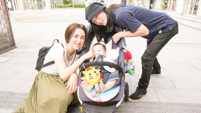 【family snap!】毎日使うオムツポーチや母子手帳ケースは、お気に入りのセレクトショップで♪