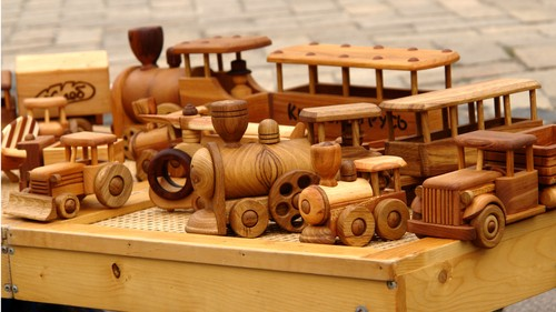 初夏のイベント 「森のおもちゃ美術館」に行ってきました!