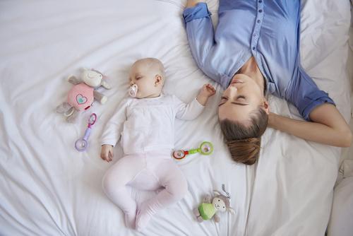 赤ちゃんのお昼寝タイムは、ママにとって貴重なブレイクタイムですよね♪