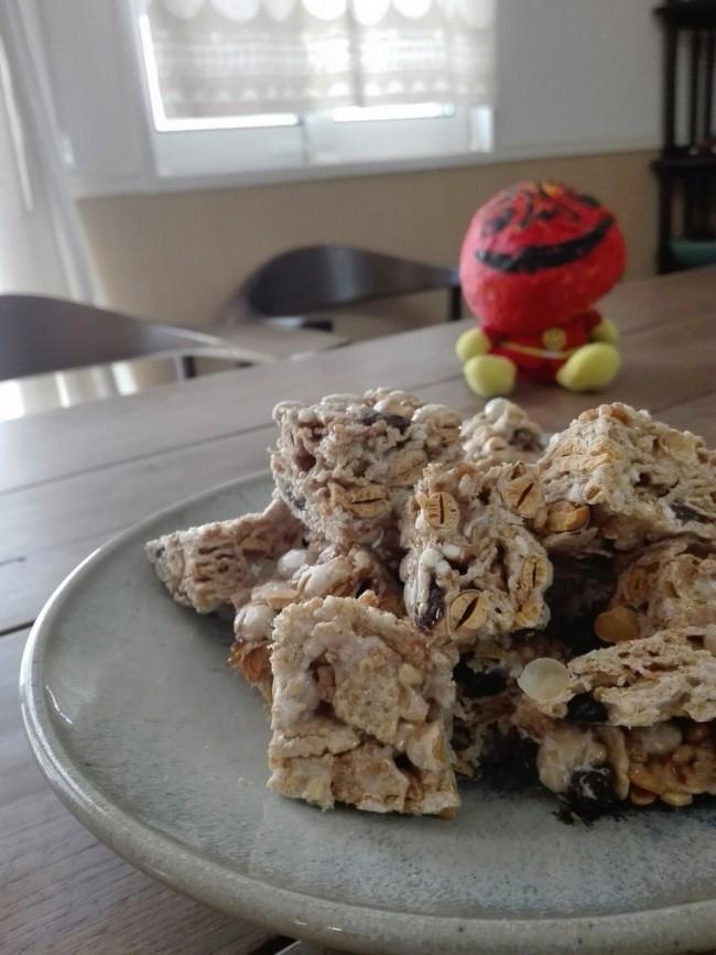 豆を使った楽しくて美味しい「ヌガー」作りをご紹介します♪