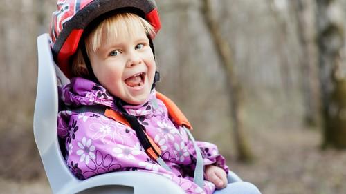 知っていますか? 子ども用ヘルメットの選び方&正しい被り方