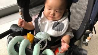 《赤ちゃんのはじめてのおもちゃに♡》五感で楽しむ、トリクシーのアクティビティスパイラル♪